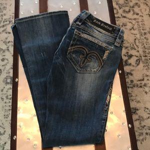 Rock revival size 27-Alanis bootcut jeans